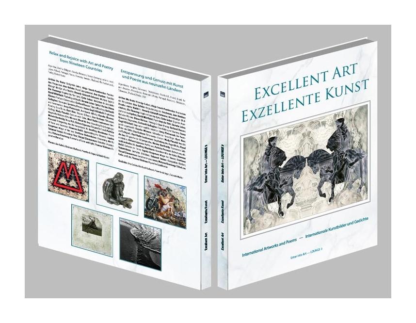 Excellent Art_artbook_2019