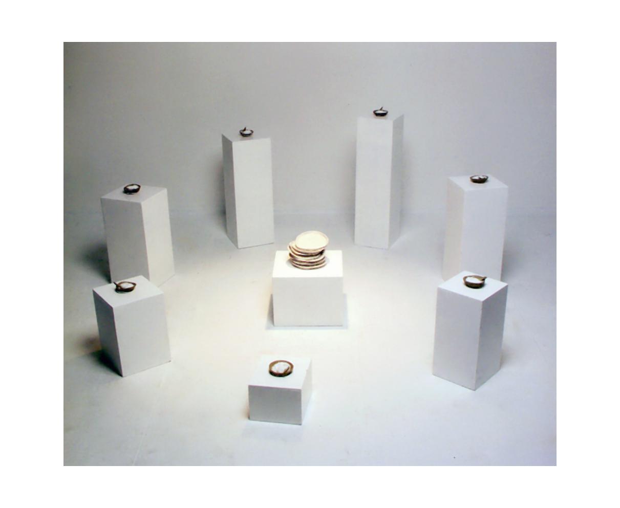 8th  Triennial of Croatian Sculpture, The Glyptotheque, Croatian Academy of Sciences and Arts, Zagreb, Croatia